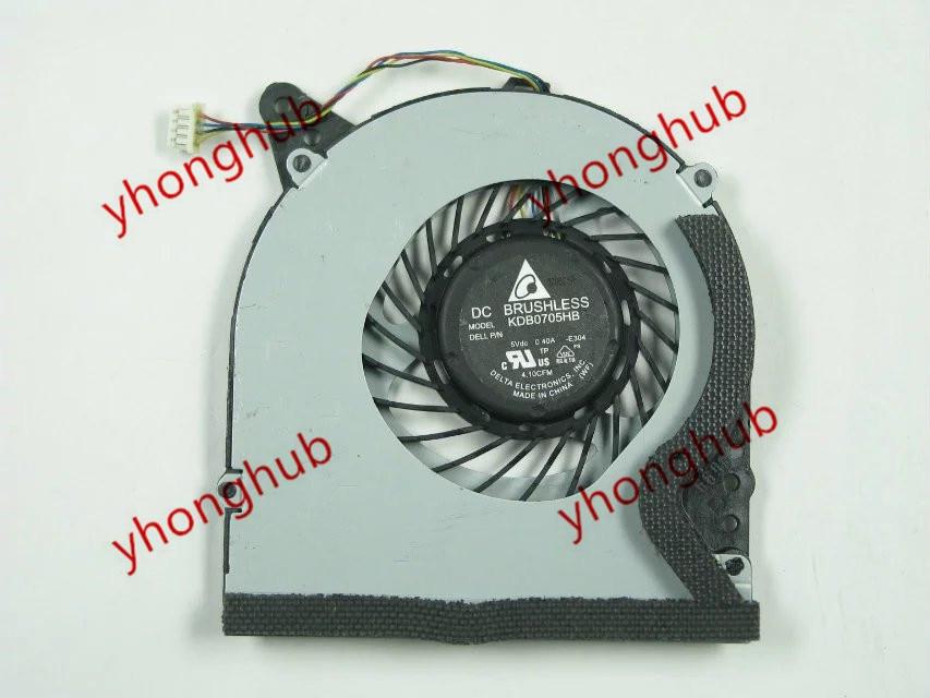 Delta KDB0705HB E304 DC 5V 0.40A Server Laptop Fan<br>