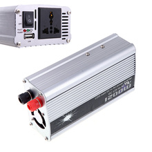 Auto Power Supply 1200W Modified Sine Wave Car Inverter DC 12V to AC 110V Converter USB charger adapter Transformer