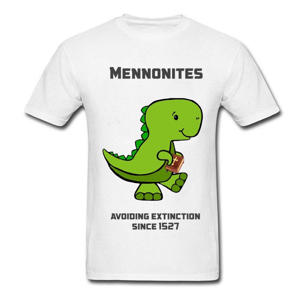 Mennonite Asuras Tops Shirt Designer Round Collar Casual Short Sleeve Pure Coon Men Tshirts Custom Tee Shirts Mennonite Asuras white