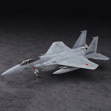 Kyohko Hasegawa 02100 1/72 F-15J Eagle fighter assembled model MSIP configuration II(China)