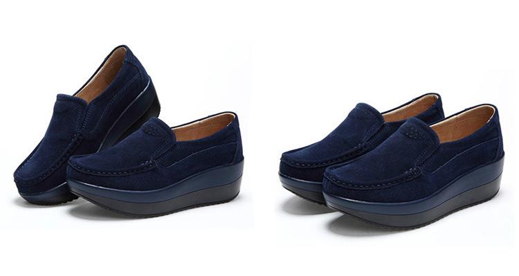 HX 3213 (21) Autumn Platforms Women Shoes
