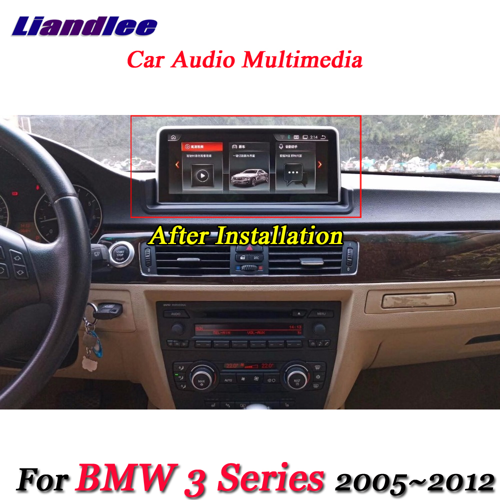 For BMW 3 Series 2005~2012 with Idrive-3