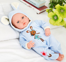 40CM baby talking dolls toys battery operated lifelike reborn babies dolls toys for kids girls bonecas