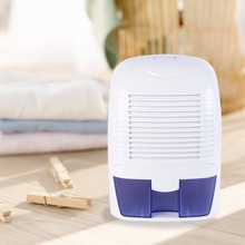 LAGUTE LG-A04 1.5L Air Dehumidifier Air Dryer Electric Quiet Moisture Absorbing For Office Bedroom Living Room Kitchen Basement(China)