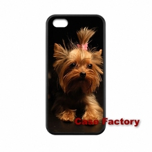 Yorkshire Terrier Puppy Dog For Moto X1 X2 G1 G2 Razr D1 D3 Samsung S2 S3 S4 S5 S6 S7 edge HTC One M9 Plus Desire 820 Protector