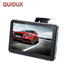 "7"" Car GPS Navigation 1080P Android Europe Map Support IGO Map with Car DVR Recorder Rear View Reversing Camera ROM 8G Memory"