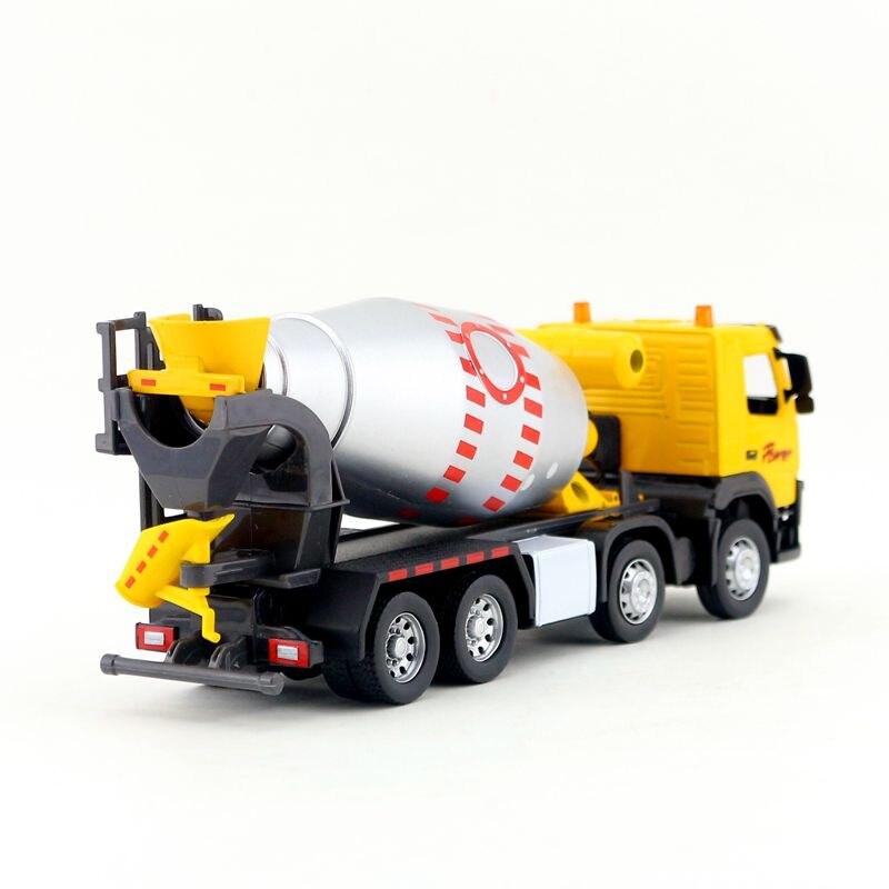 Volvo Cement Mixer Truck (3)