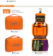 The utility of new multifunctional toilet wash bag hanging and travel bag ladies cosmetic bag factory direct