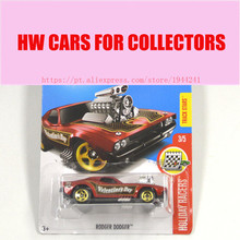 2017 New Hot Wheels 1:64 rodger dodger car Models Metal Diecast Car Collection Kids Toys Vehicle Juguetes Models(China)