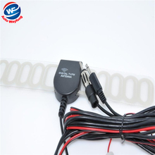 Free shipping Car DVD NAVI Auto Analog TV Radio FM AM Antenna for GPS DVBT TMC Navigation 2Din DC3.5+Fm connecter(China)