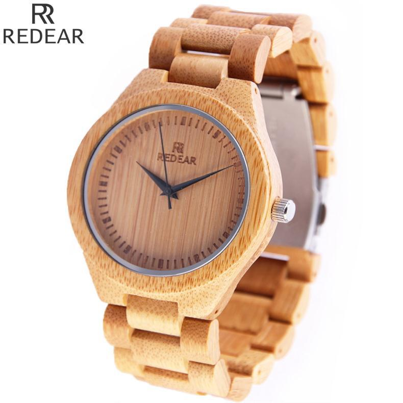 2017 New Arrival Brand Full Bamboo Wood Japan Movt 3 Years Lives Dress Quartz Wrist Watch for Men Women Lovers<br><br>Aliexpress