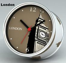 [In Stock] London Magnetic Cheap Wall Clocks,Cheap Desk Clocks,Cheap Table Function Clocks in Free Shipping