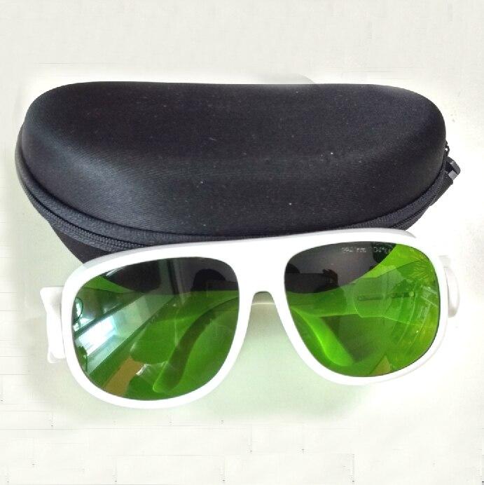 2940nm Er : YAG laser safety glasses with O.D 4+ CE  frame style 1<br>
