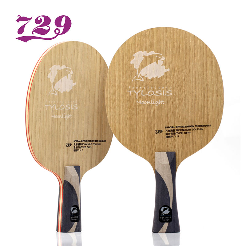 [Playa PingPong] New product RITC 729 Friendship Moonlight TYLOSIS OFF+ Table Tennis Blade for PingPong Racket(China (Mainland))
