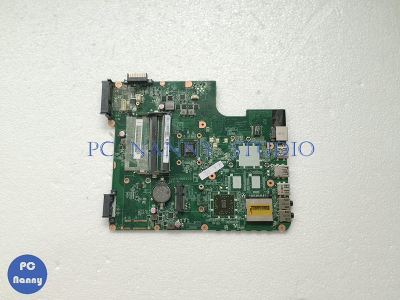 NOKOTION A000093580 DA0TE6MB6G0 for Toshiba Satellite L745 L745D laptop Mainboard motherboard EME450 CPU DDR3 works