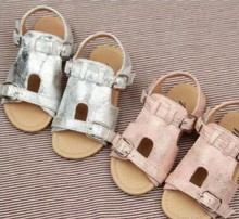 2017 korean fashion summer tassel genuine leather shoes toddler baby girls sandals high quality baby moccasins shoes hard sole