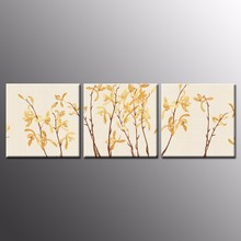 Bedroom dining room living room decorated with modern Chinese painting by Chinese artist orchids canvas prints flower paint