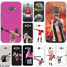 Paul Pogba Football Soccer Hard Case Cover for Galaxy A3 A5 J5 (2015/2016/2017) & J3 J5 Prime A7 J7