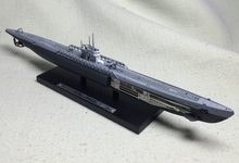 Special offer ATLAS 1/350 World War II German submarine ace u-181 Alloy finished model