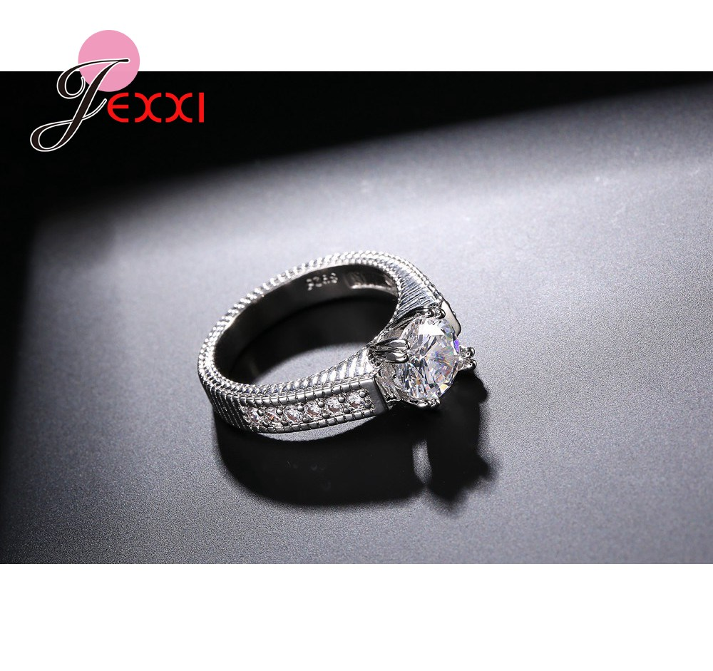 JEXXI-Elegant-Wedding-Engagement-Rings-Set-2-PCS-925-Sterling-Silver-Anniversary-Accessories-With-Full-Shiny (4)