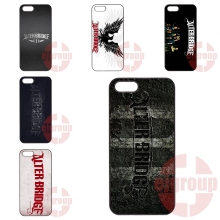 For Apple iPhone 4 4S 5 5C SE 6 6S 7 7S Plus 4.7 5.5 iPod Touch 4 5 6 Hard Pc Skin Accessories ALTER BRIDGE Rock Logo