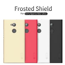 Buy Wholesale 10pcs NILLKIN Sony Xperia XA2 ultra Case Cover Pc Case Sony XA2 Ultra Super Frosted Shield Hard Case for $57.52 in AliExpress store