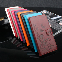 Buy XiaoMi redmi 4X redmi 4X Pro Case Cover Luxury Flower Tower Leather wallet flip protective cover case XiaoMi redmi 4X Pro for $5.48 in AliExpress store