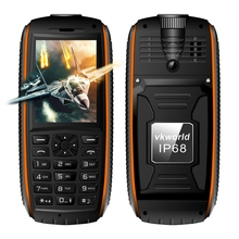 Vkworld Stone V3 Max Quad Band Unlocked Phone 2.4'' SC6531 5300mAh IP68 Water/Dust/ShatterproofAnti-Low Temperature Cellphone