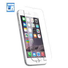 9H 0.3mm 2.5D tempered glass film for iPhone 5 5s SE Hard Screen Protector for iPhone 6 6s 6 plus 7 7plus 4 4S with Clean Tool(China)