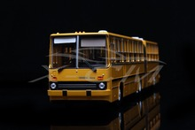Bus Model Soviet Union Russian Ikarus-280.33M 1:43 (Yellow) + SMALL GIFT!!!