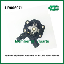 LR006071 high quality auto 3.2L petrol thermostat for Freelander 2 2006- car engine spare parts china supplier with cheap price