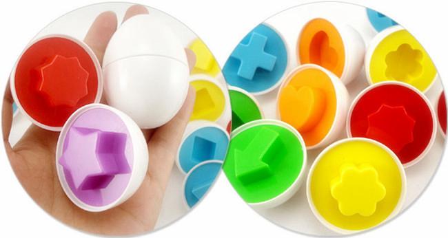 Kuus arendavat muna beebile