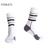 2017 New Classical Men Sports Soccer Socks 5 Colors 5 Pairs/lot Comfortable Breathable Male Boy Basketball Socks Hiking Camping(China)