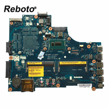 Reboto High quality laptop motherboard FOR Dell 15R 5537 3537 0D28MX D28MX LA-9982P 2955U 1.4GHz DDR3L mainboard 100% Tested(China)