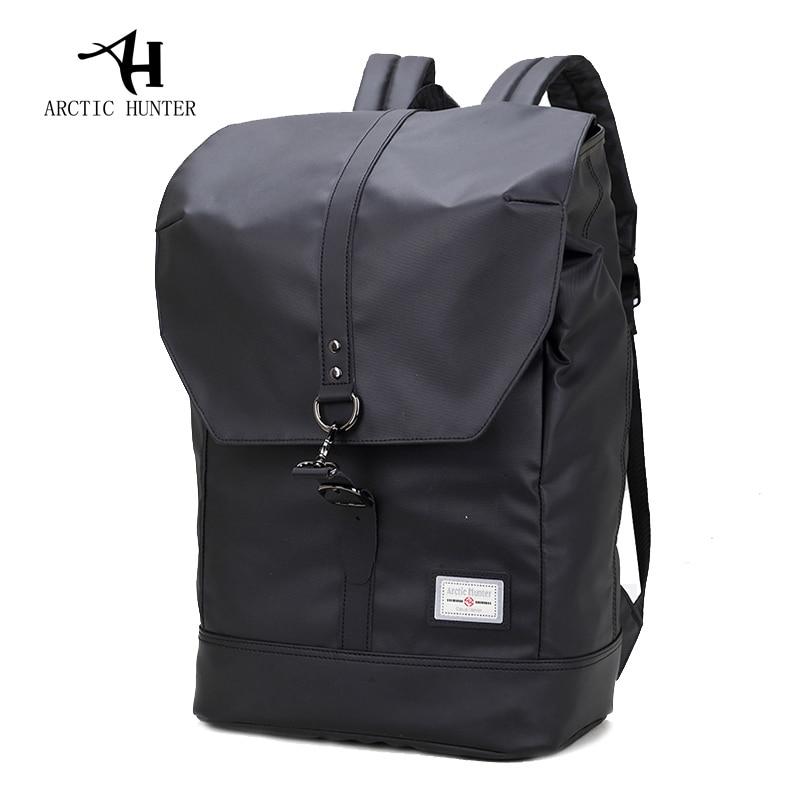 Hi-Q Waterproof Large Capacity 15.6 Inch Laptop Bag Man Backpack Fashion Black Backpack Women School Bags Mochila Masculina New<br>