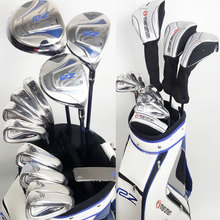 New Golf clubs Maruman RZ Golf complete set of clubs driver+fairway wood+irons+putter+bag Graphite shaft and cover free shipping(China)