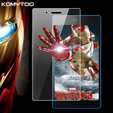 "Buy 0.33MM 9H HD Explosion proof Tempered Glass Screen Protector Film Lenovo Tab3 730M YOGA Tab3 710F 7.0"" Tempered Glass for $1.99 in AliExpress store"
