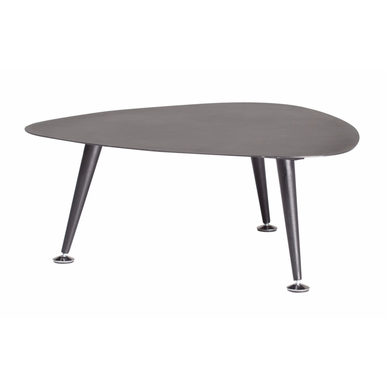 Studio Designs Trilateral Accent Table 40, Black (4)