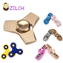 Decompression EDC Hand Spinner Anti Reduce Stress Fidget Toy For ADD ADHD Anxiety Autism Boring Annoying Lonely Tension Time