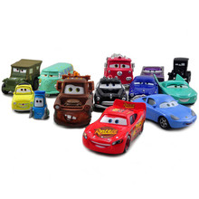 9 Styles Hot Sell Pixar Cars 2 Lightning McQueen Chick Hicks 1:55 Scale Diecast Metal Alloy Modle CuteToys For Children Gifts(China)