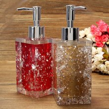 350ml Hand Pump Body Lotion Shampoo Emulsion Cosmetic Empty Bottle Unique Refillable Home Hotel Bathroom Liquid Soap Dispenser