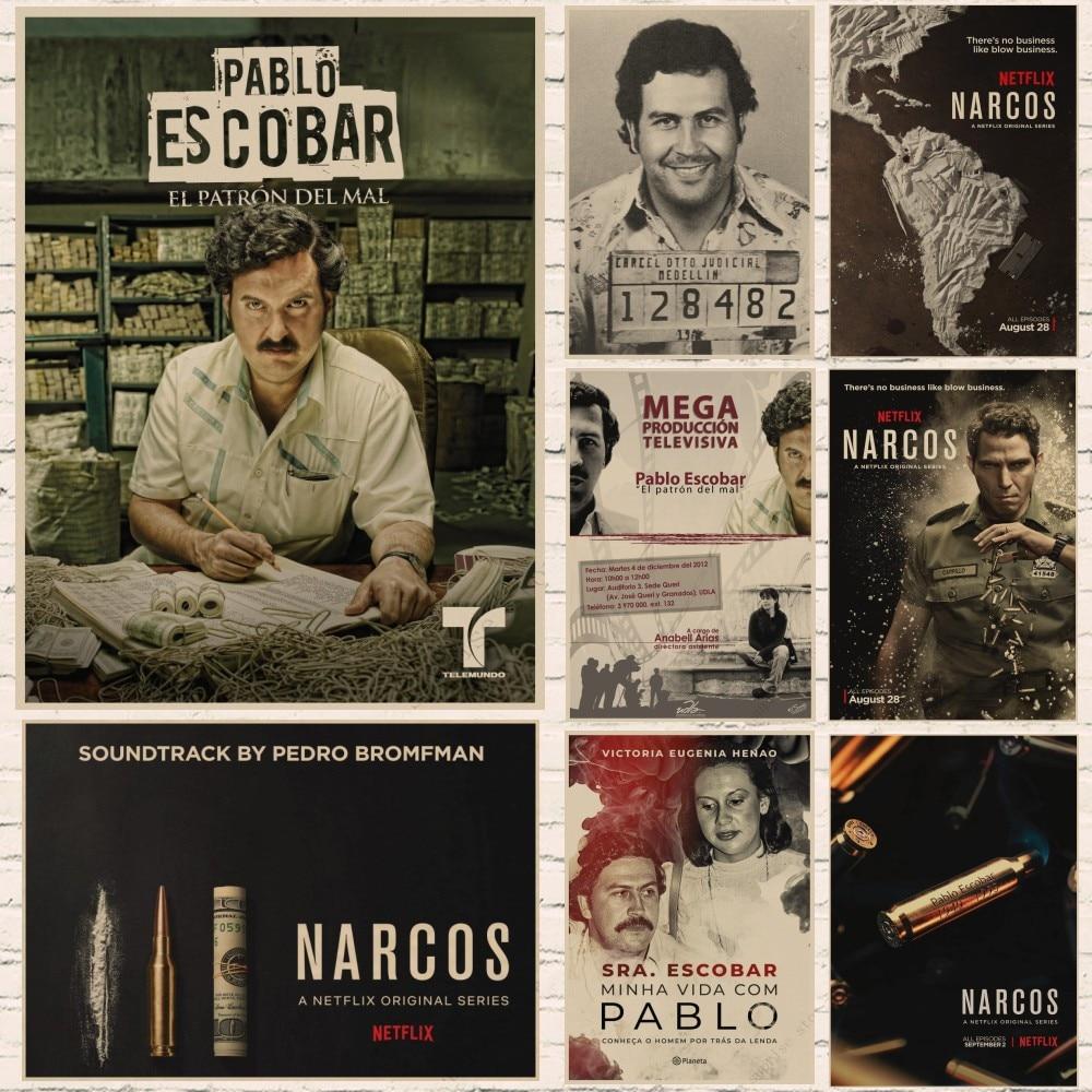 PABLO ESCOBAR MUG SHOT PLAQUE COLOMBIAN DRUG LORD PHOTO PLAQUE DRUG CARTEL
