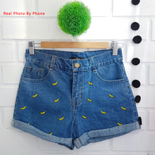 Baby girls shorts jeans duck design summer cotton children shorts kids denim shorts for girls clothes toddler girl clothing