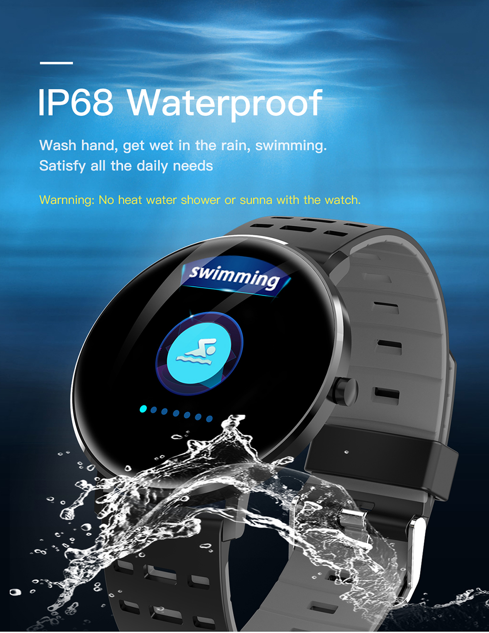 Smart Watch for Swimming 8