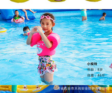 2017 Hot Sale Top popular Surfing >3 Years Child Children Life Vest Safety Jacket Inflatable Swimming Suit Water Product(China)