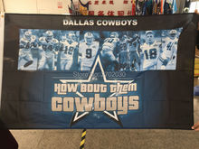 How Bout Then Cowboys Flag Dallas Cowboys Flag 3ft X 5ft World Series 2016 Jersey Football Team Dallas Cowboys Banner(China)