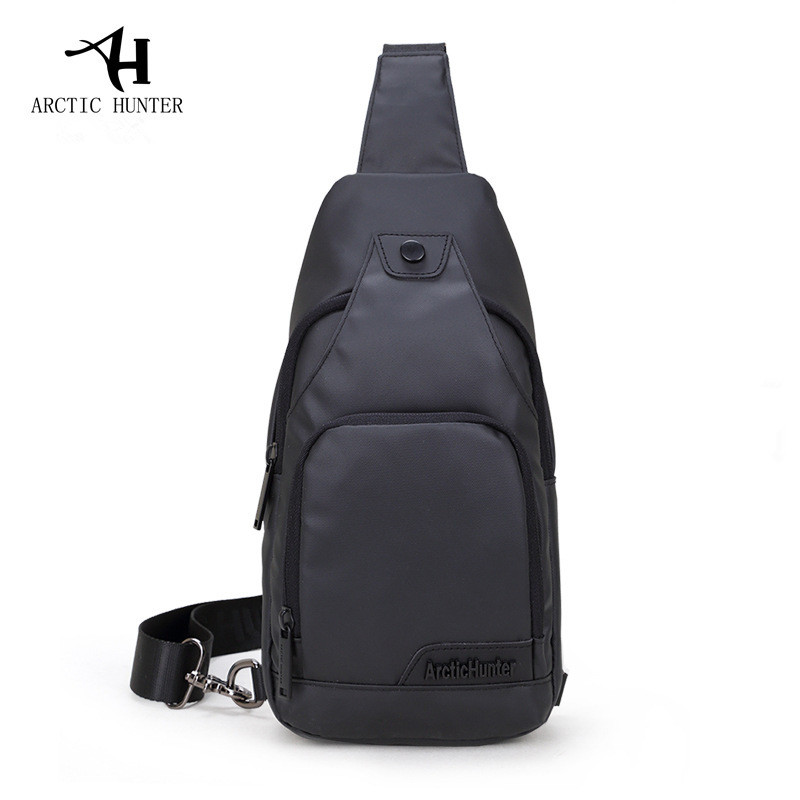 ARCTIC HUNTER Brand Fashion Casual Daily Traveling Shoulder Bag Man Chest Bags Small Crossbody Bag for Men<br>