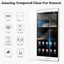 9H Tempered Glass Screen Protector Fundas For Huawei P8 Lite 2017 / P8 / P8Lite LTE Duos HD Protective Film High Quality Films