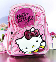 New Hello kitty Backpack School bag Purse yey-3313