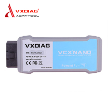 2016 VXDIAG VCX NANO for TOYOTA TIS Techstream V10.10.018 Compatible with SAE J2534 VXDIAG for Toyota Diagnostic free shipping(China)